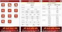 Phần mềm xổ số trực tuyến miễn phí trên điện thoại cho Android, IOS