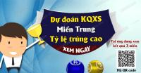 Dự đoán XSMT 10-4-2018 - Soi cầu XSMT đài XSDLK XSQNM xổ số miền Trung thứ 3
