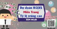 Dự đoán XSMT 18-1-2018 - Soi cầu XSMT xổ số miền Trung thứ 5