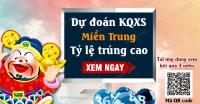 Dự đoán XSMT 18-5-2018 - Soi cầu XSMT đài XSGL XSNT xổ số miền Trung thứ 6