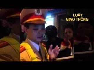 Thanh Niên Cứng trêu CSGT hài vãi vl